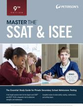 Master the SSAT & ISEE: Edition 9