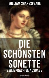 Die schönsten Sonette von William Shakespeare (Zweisprachige Ausgabe: Deutsch-Englisch): Nachdichtung von Karl Kraus