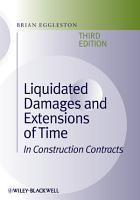 Liquidated Damages and Extensions of Time PDF