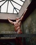 Iconic Male Nude Sir Michael Huhn Creative Blank Journal