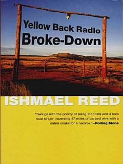 Yellow Back Radio Broke Down Book