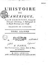L'histoire de l'Amérique