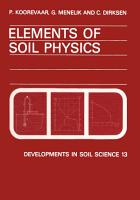 Elements of Soil Physics PDF