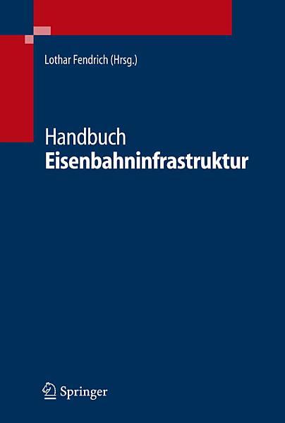 Handbuch Eisenbahninfrastruktur PDF