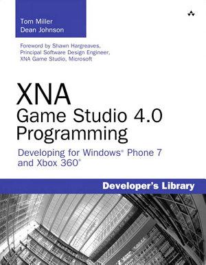 XNA Game Studio 4 0 Programming