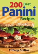 200 Best Panini Recipes Book