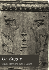 Ur-Engur: a bronze of the fourth millenium in the library of J. Pierpont Morgan : a brief tratise on canephorus statues