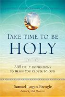 Take Time to Be Holy PDF