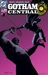 Gotham Central (2002-) #30