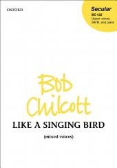 Like a Singing Bird: SSA vocal score