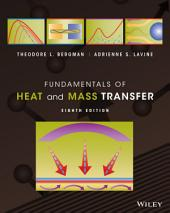 Fundamentals of Heat and Mass Transfer: Edition 8