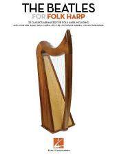 The Beatles for Folk Harp (Songbook)