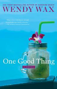 One Good Thing Book