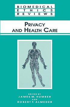 Privacy and Health Care PDF