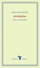 Architektur: Schein und Wirklichkeit