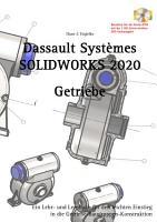 SOLIDWORKS Getriebe PDF