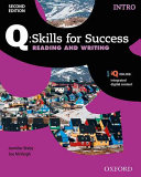 Q Skills for Success  Intro Level  Reading and Writing Student Book with IQ Online PDF