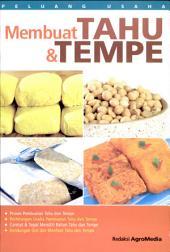Membuat Tahu & Tempe