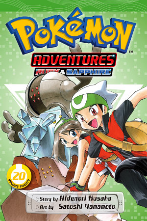 Pok  mon Adventures  Ruby and Sapphire