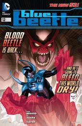 Blue Beetle (2011-) #12