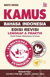 Kamus Bahasa Indonesia: Edisi Revisi