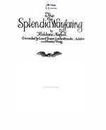 The Splendid Wayfaring. Decorated by Lovat Fraser, Gaudier-Brzeska, the Author and Gordon Craig