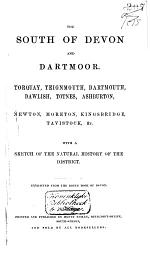 The South of Devon and Dartmoor