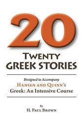 Twenty Greek Stories