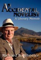 An Accidental Novelist PDF