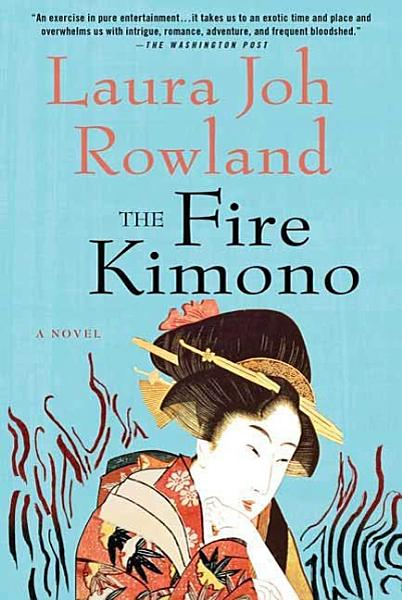 Download The Fire Kimono Book