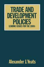 Trade and Development Policies
