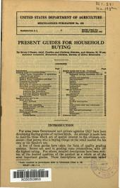 Present Guides for Household Buying: Volumes 193-936