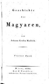Geschichte der Magyaren: Band 4