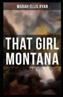 That Girl Montana Illustrated