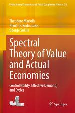 Spectral Theory of Value and Actual Economies