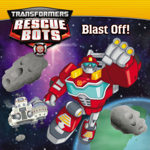 Transformers Rescue Bots  Blast Off