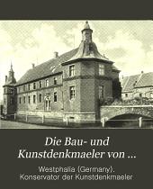 Die Bau- und Kunstdenkmaeler von Westfalen: Band 25
