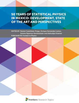 50 years of Statistical Physics in Mexico  Development  State of the Art and Perspectives PDF