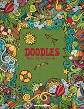 Doodles Coloring Book for Grown-Ups 1