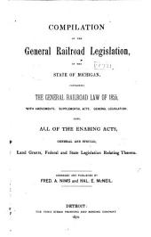Laws Relating to Railroads ...
