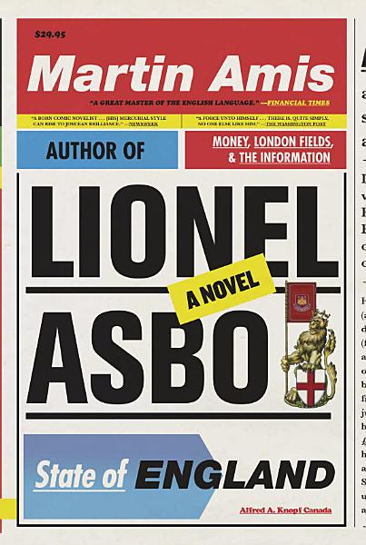 Download Lionel Asbo Book