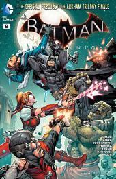 Batman: Arkham Knight (2015-) #8