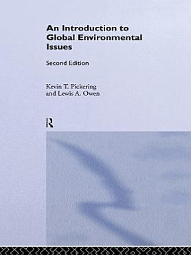 An Introduction to Global Environmental Issues PDF