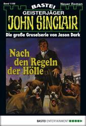 John Sinclair - Folge 1168: Nach den Regeln der Hölle (2. Teil)
