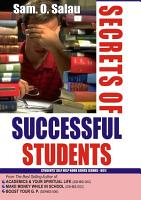 Secrets of Successful Students PDF