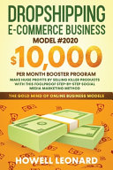 Dropshipping Ecommerce Business Model  2020 PDF