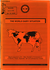 The World Dairy Situation PDF