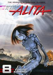 Battle Angel Alita 8