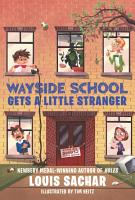 Wayside School Gets a Little Stranger PDF
