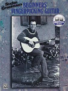 Stefan Grossmans s Beginners  Fingerpicking Guitar Book
